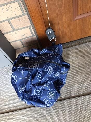OKIPPA - 置き配後のバッグ