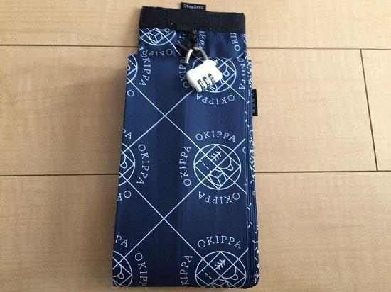 OKIPPA - バッグに南京錠